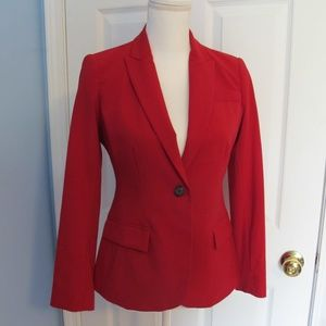 Vince Camuto red blazer Size - 4P